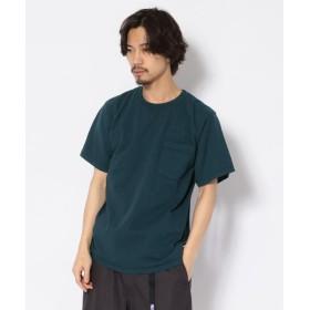 アンカットバウンド Goodwear(グッドウェア) レギュラー半袖Tシャツ (ピス無し) メンズ NAVY S 【UNCUT BOUND】