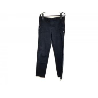【中古】 プラダ PRADA パンツ サイズ44S メンズ 黒