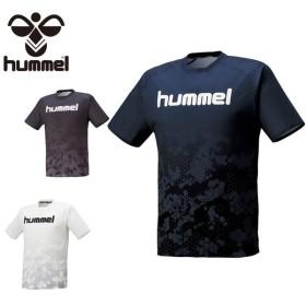 07105daea95f9 ヒュンメル hummel サッカーウェア プラクティスシャツ 半袖 メンズ HAP1139