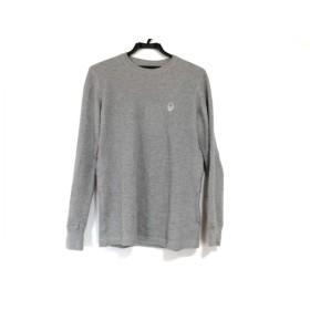 【中古】 ルシアンペラフィネ lucien pellat-finet 長袖セーター サイズS メンズ グレー