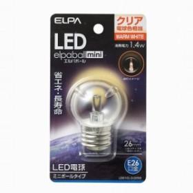 ELPALED電球G40形E26LDG1CL-G-G256【送料無料】