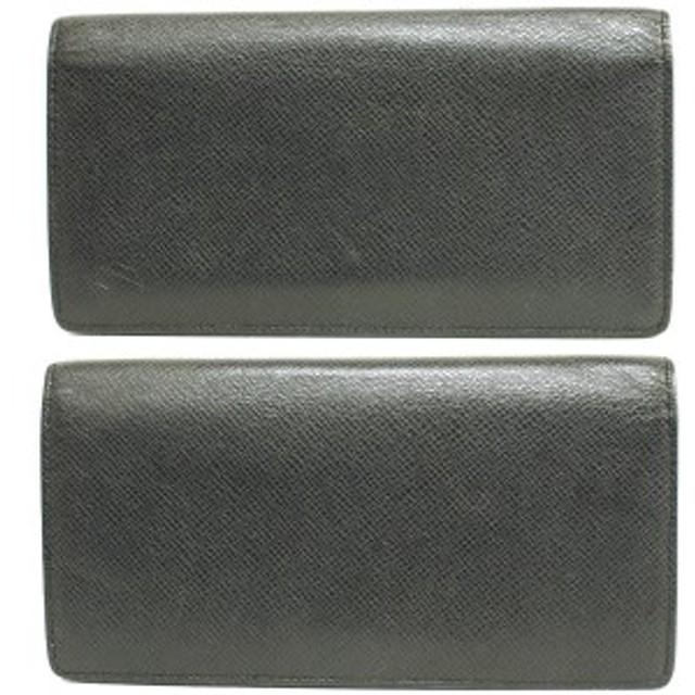 new product 53953 62aca ルイ・ヴィトン タイガ ポルトフォイユ・ブラザ(M30501)二つ折り ...