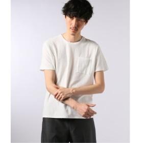 [マルイ]【セール】メンズTシャツ(ランダムパイル クルーネック TEE)/エディフィス(EDIFICE)