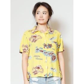 [マルイ] 【Kahiko】ハワイアンプリントアロハシャツ/チャイハネ(CAYHANE)