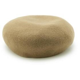 OZOC(オゾック) フェルト風ベレー帽