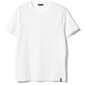 WISEGUY / バックヨーク 切り替えTシャツ メンズ Tシャツ WHITE 50