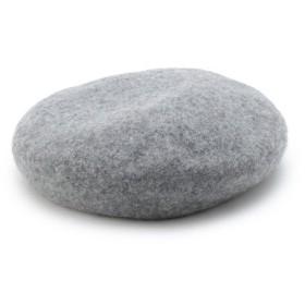 OZOC / オゾック フェルト風ベレー帽