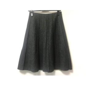 【中古】 ボディドレッシングデラックス スカート サイズ9 M レディース ダークグレー