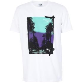 《セール開催中》PUMA メンズ T シャツ ホワイト S コットン 100% Graphic Palms Photo Tee