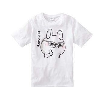 YOSISTAMP(ヨッシースタンプ) グッジョブプリント半袖Tシャツ Tシャツ・カットソー