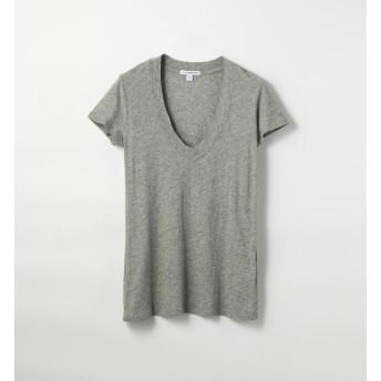 【トゥモローランド/TOMORROWLAND】 ベーシック VネックTシャツ WHM3930