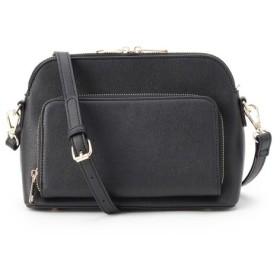 OZOC / オゾック ◆レザー調お財布ショルダーバッグ