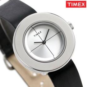 タイメックス 腕時計 レディース TWG020100 時計 TIMEX シルバー×ブラック