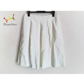 マッキントッシュ MACKINTOSH スカート サイズ44 L レディース アイボリー       スペシャル特価 20190904
