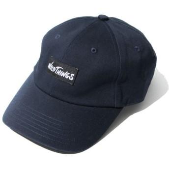 ワイルドシングス WILD THINGS WT 6PANEL CAP WT 6PANEL CAP カジュアル 帽子 キャップ