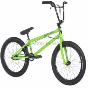 "BMX SUBROSA SALVADOR PARK COMPLETE 20 ""BMX自転車カセットハブシャドーラングリーン  SU"