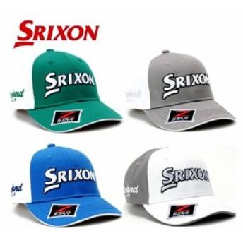 ダンロップ DUNLOP スリクソン SRIXONゴルフ キャップ フリーサイズ メンズ SMH9130XL