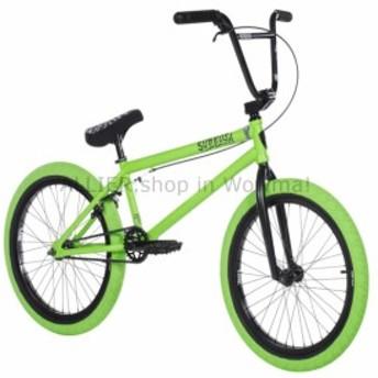 "BMX SUBROSA TIRO 20 ""COMPLETE 20"" BMX自転車用シャドーランタンサテンネオングリーン  SUBR"