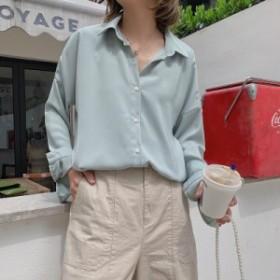 2019   レディース    シャツ   トレンド    カジュアル   韓国ファッション   人気