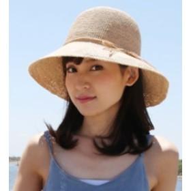 送料無料 つば広 レディース ハット 夏にピッタリ合わせやすい折りたためる日焼け止め麦わらハット ソフトハット・中折れ帽