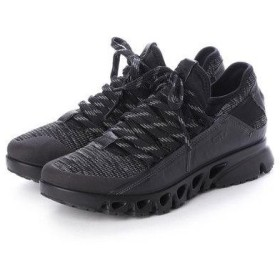 エコー ECCO Womens MULTI-VENT Outdoor Shoe (BLACK/BLACK)