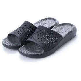 クロックス crocs クロッグサンダル LiteRide Clog 205183-0DD (ブラック) ミフト mift