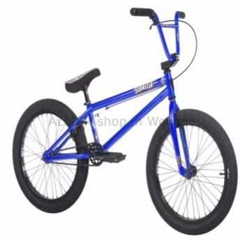 "BMX SUBROSA ALTUS COMPLETE 20 ""BMXバイクシャドウランセットカセットハブエレクトリックブルーNEW"