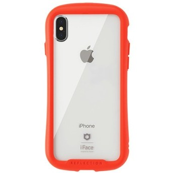 iFace Reflection 強化ガラスクリアケース iPhoneXS Max 専用