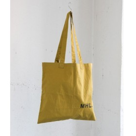 URBAN RESEARCH / アーバンリサーチ MHL.×URBAN RESEARCH LIGHT COTTON DRILL BAG