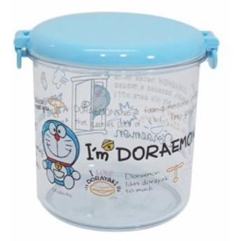 ドラえもん ラウンドボックス 保存容器L I'm Doraemon サンリオ アニメキャラクター グッズ