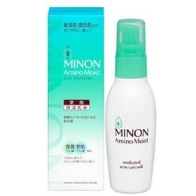 ミノン アミノモイスト 薬用アクネケア ミルク 100g
