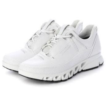 エコー ECCO Womens MULTI-VENT Outdoor Shoe (WHITE)