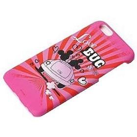 PGA iPhone 6用ラバーコートハードケース ディズニー・ミッキー&ミニー PG-DCS876MM