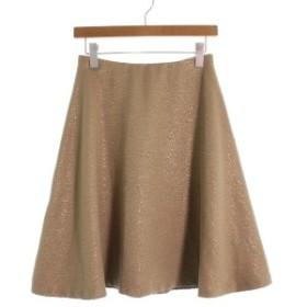 ROPE  / ロペ レディース スカート 色:ベージュxゴールド系(総柄) サイズ:38(M位)