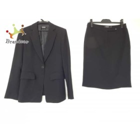 ダナキャラン DKNY スカートスーツ サイズ6 M レディース 黒   スペシャル特価 20190718
