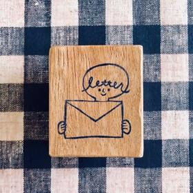 けしごむはんこ*letter