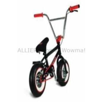 BMX ファットボーイミニBMXバイクプロブラックアウト -  Mr. Bikes  FatBoy Mini Bmx Bike P