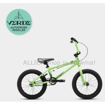 BMX 2019ヴェルデJ  V 16? フリースタイルBMXバイク+無料のステッカーシート  2019 Verde JV 1