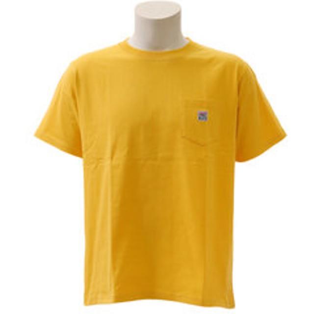【Super Sports XEBIO & mall店:トップス】【オンライン特価】 ポケットTシャツ 9523100-43YEL
