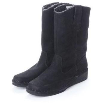 ナートクラップ NART CLAP シンプルブーツ (ブラック)