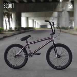 """2019 SUNDAY BIKE BMX SCOUT 20/"""" TRANS ROSE GOLD BICYCLE FIT CULT PRIMO KINK HARO"""
