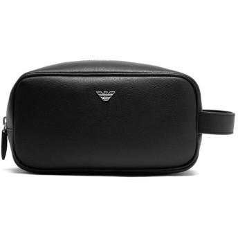エンポリオアルマーニ セカンドバッグ バッグ メンズ イーグルマーク ブラック Y4R159 YAQ2E 81072 EMPORIO ARMANI