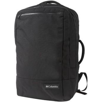 コロンビア(Columbia) スターレンジトラベルバックパック Star Range Travel Backpack Black Cypress PU8322 011 リュックサック 鞄 バッグ 通勤通学