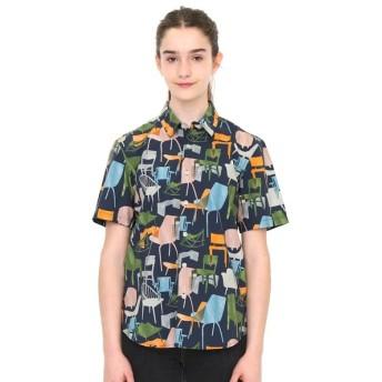 [マルイ]【セール】【ユニセックス】総柄半袖シャツ/ビューティフルチェアーズ/グラニフ(graniph)