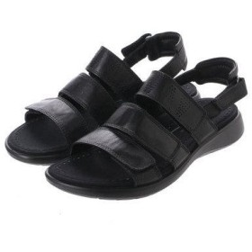 エコー ECCO SOFT 5 SANDAL (Black)