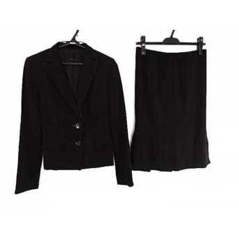 【中古】 フラジール FRAGILE スカートスーツ サイズ38 M レディース 黒