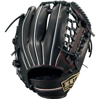 ZETT(ゼット) 少年軟式野球用グラブ ネオステイタス BJGB70920 ブラック