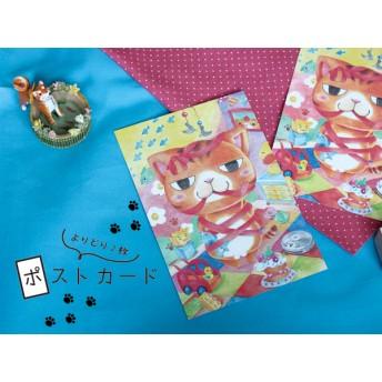 猫ポストカード 好きなの2枚選べる!