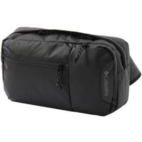 コロンビア(Columbia) メンズ レディース バッグ サードブラフヒップバッグII Third Bluff Hip Bag II Black Heather PU8327 011 ボディーバッグ 鞄 バッグ