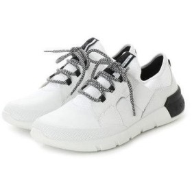 エコー ECCO Cross X Tie (WHITEBRIGHT WHITE)